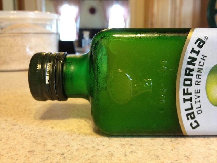 Olive Oil Refrigerator Test