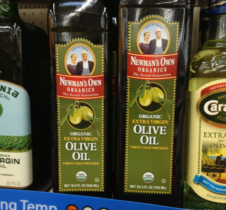 Newman's Own Olive Oil