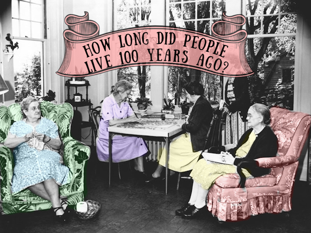 old age turn century