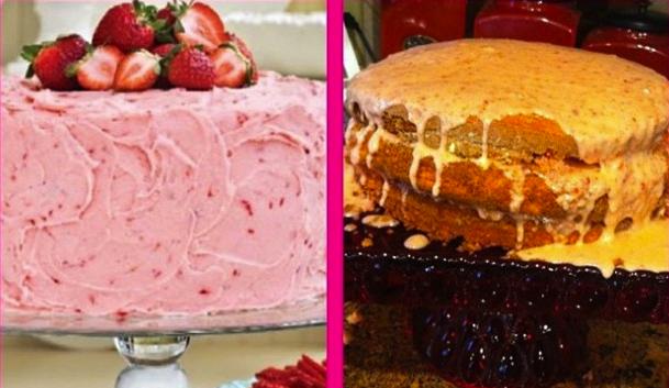 Pinterest Cake Fail